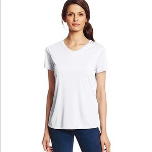 Hanes dry fit top